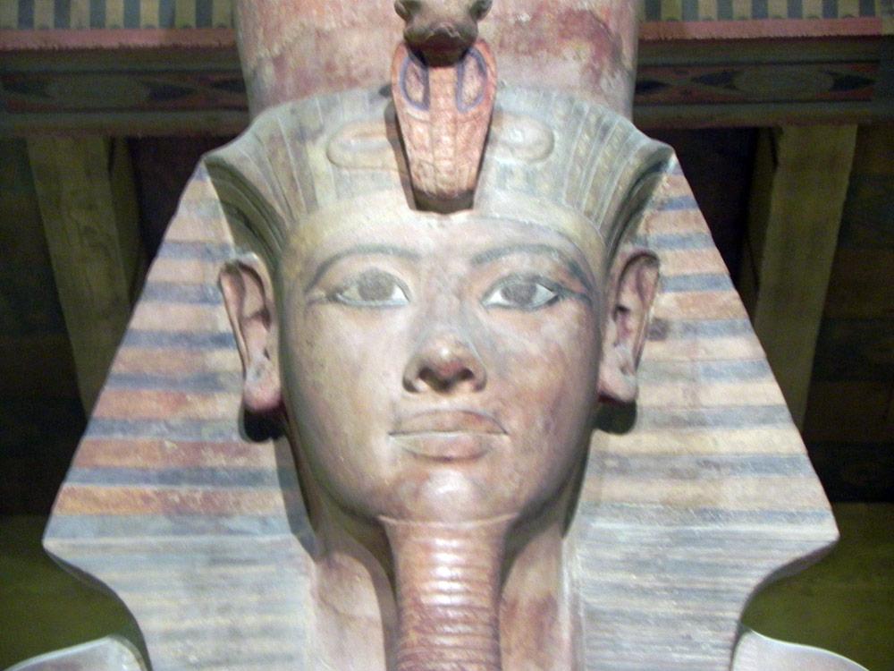 Displaying (18) Gallery Images For Tutankhamun Face