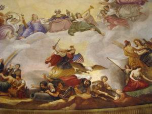 THE BATTLE HYMN OF THE (SPIRITUAL) REPUBLIC