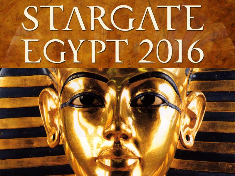 Stargate Egypt 2016