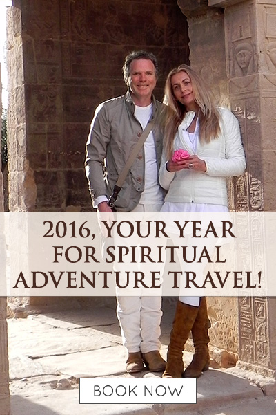 Spiritual Adventure Travel