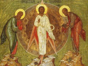 TRANSFIGURATION ICONS AND SOUL ALCHEMY