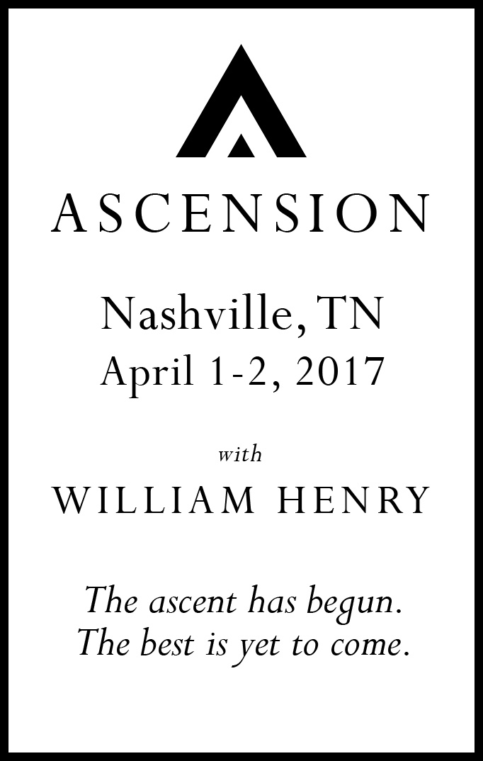Ascension with William Henry