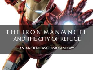 THE IRON MAN/ANGEL AND THE CITY OF REFUGE