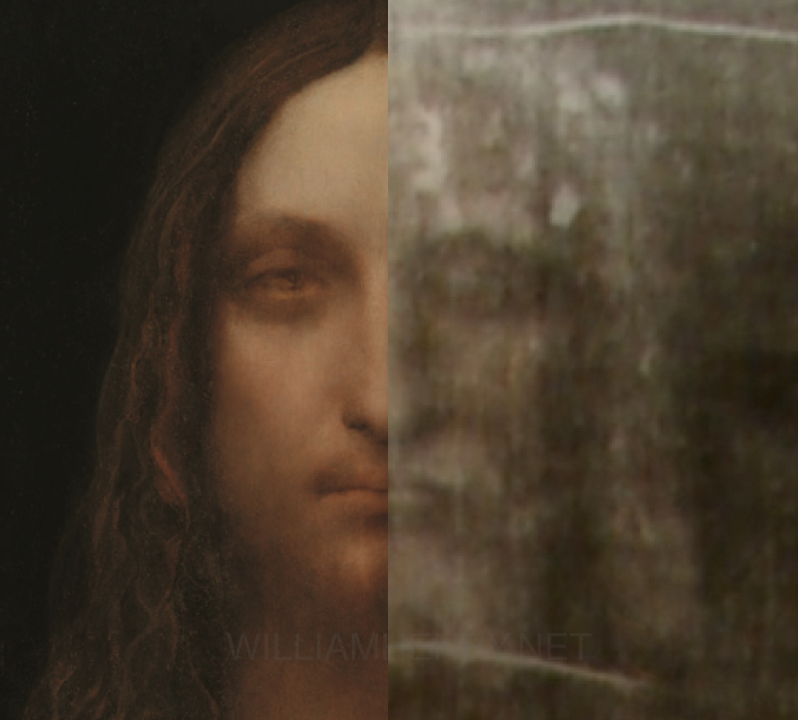 SEEING SALVATOR MUNDI : A MOMENT OF TRANSCENDENCE IN