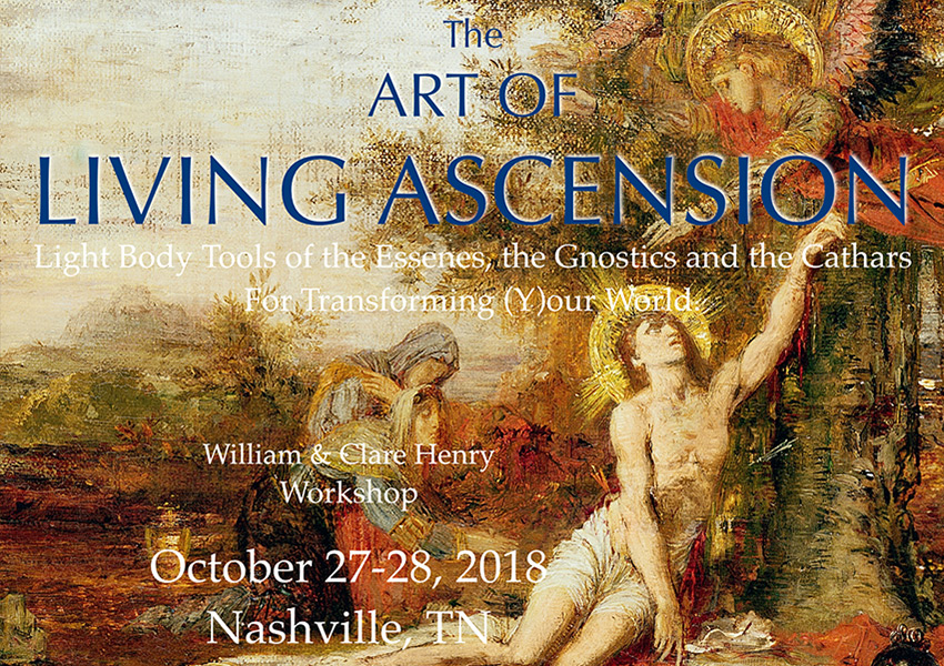 The Art of Living Ascension