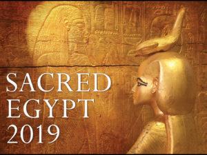 SACRED EGYPT RETREAT 2019: THE SOUL AWAKENS…AND RISES