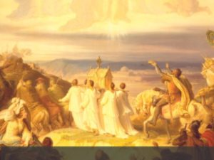 THE SOLAR FLASH AND THE ARK OF THE COVENANT