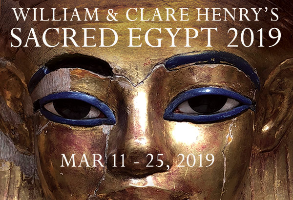 SACRED EGYPT MARCH 11-25, 2019