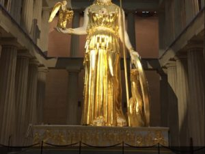 ATHENA, ASCENSION AND THE ROBE OF LIGHT