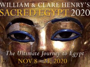 SACRED EGYPT NOVEMBER 8-23, 2020