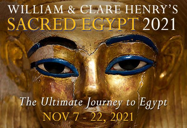 SACRED EGYPT NOVEMBER 7-22, 2021