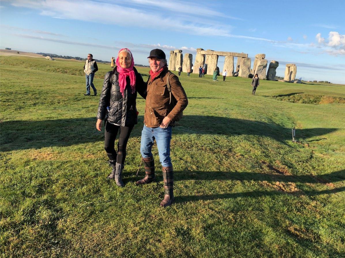 Stonehenge Skins//Mother Earth