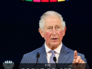 THE GREAT RE:SET : PRINCE CHARLES AND HIS CYBORG GRANDCHILDREN?