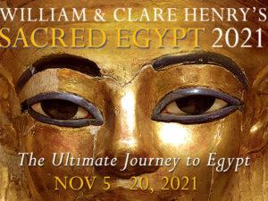 SACRED EGYPT NOVEMBER 5-20, 2021