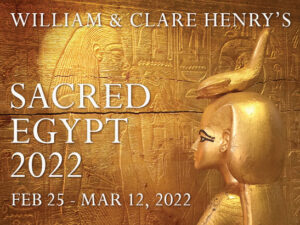 SACRED EGYPT FEBRUARY 25-MARCH 12, 2022